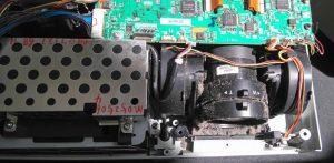 Servicio técnico reparar proyectores