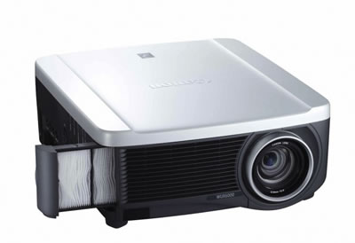 filtro antipolvo proyector